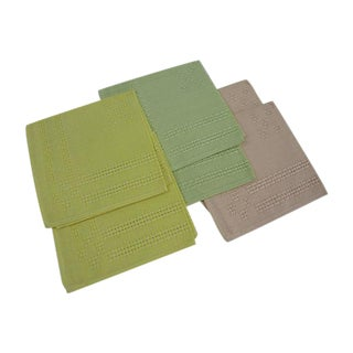 German Pastel Napkins - Set of 6