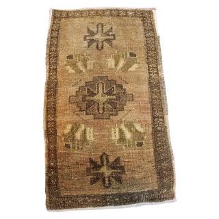 Oushak Doormat Rug - 1′8″ × 2′10″