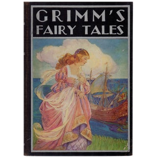 'Fairy Tales by the Brothers Grimm' Book