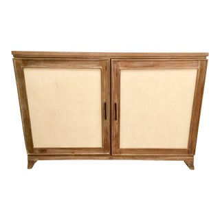 Gabby Corbin Oak Cabinet