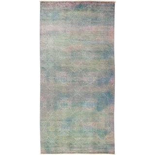 "Vibrance, Hand Knotted Area Rug - 6'1"" X 12'1"""