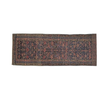 "Leon Banilivi Antique Persian Rug - 18'9"" X 4'4"""
