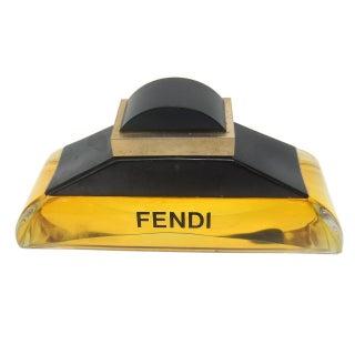 Fendi Large Factice Fragrance Display Bottle