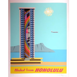"Michael Murphy ""Aloha Modern"" Print"