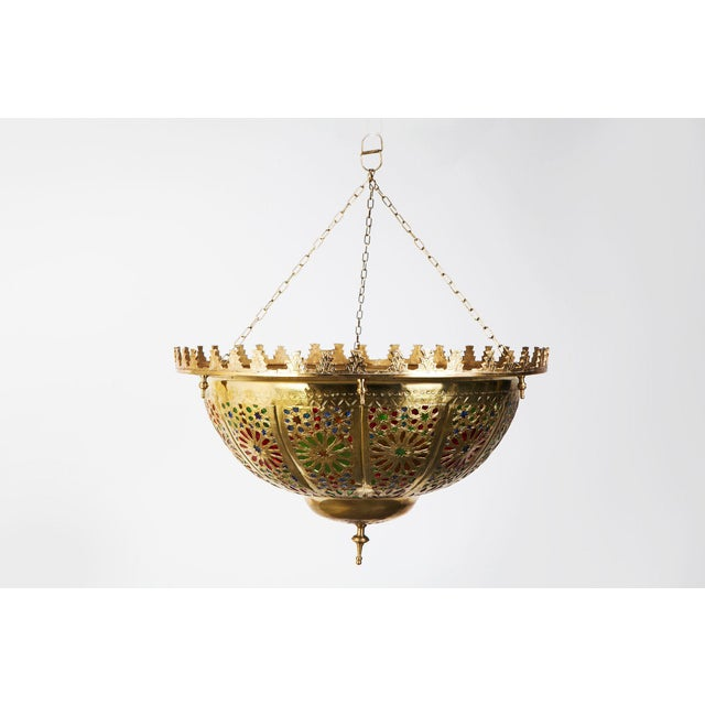 Image of Boho Masmuda Lamp