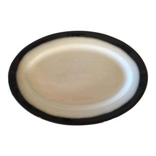 Vintage Restaurant Ware Large Platter