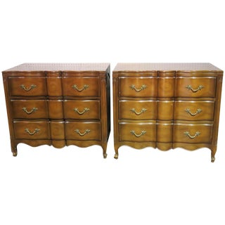 Louis XVI Provincial Commodes - A Pair