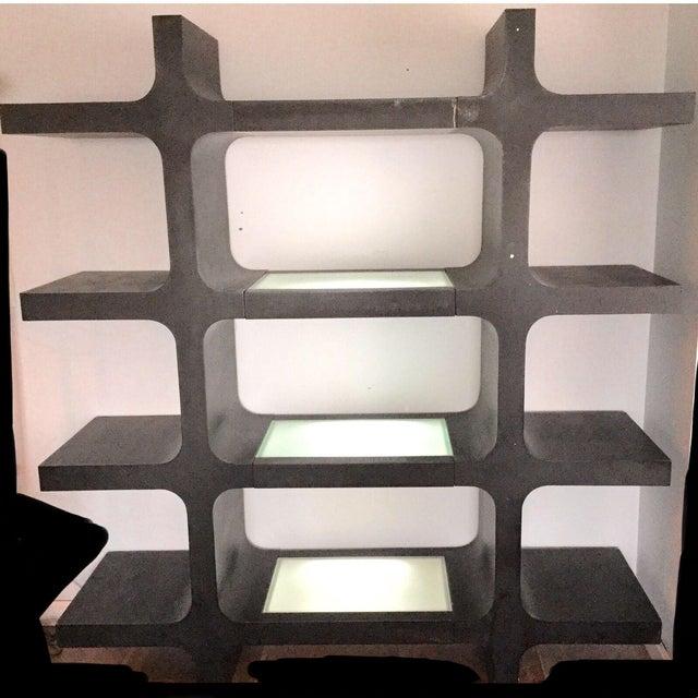 Design Within Reach Room Divider Shelf - Image 2 of 3