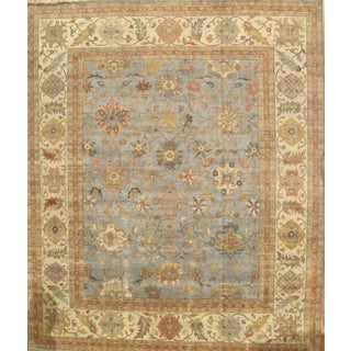 Traditional Pasargad Sultanabad Collection Rug - 6′1″ × 9′
