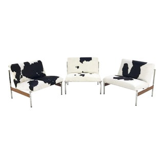 Glenn of California Lounge Chairs - Set of 3