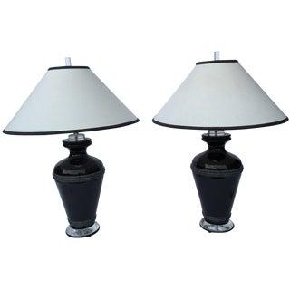 Van Teal Lamps - A Pair