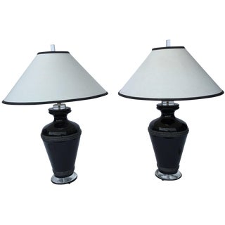 Van Teal Lamps - A Pair