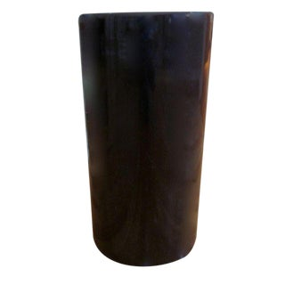 Gainey Mid-Century Cylinder Ceramic Planter