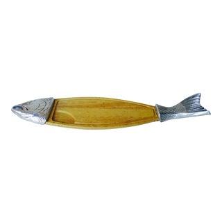 Fish Cutting/Serving Board