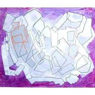 """Chamaeleon"" Original Abstract Painting"