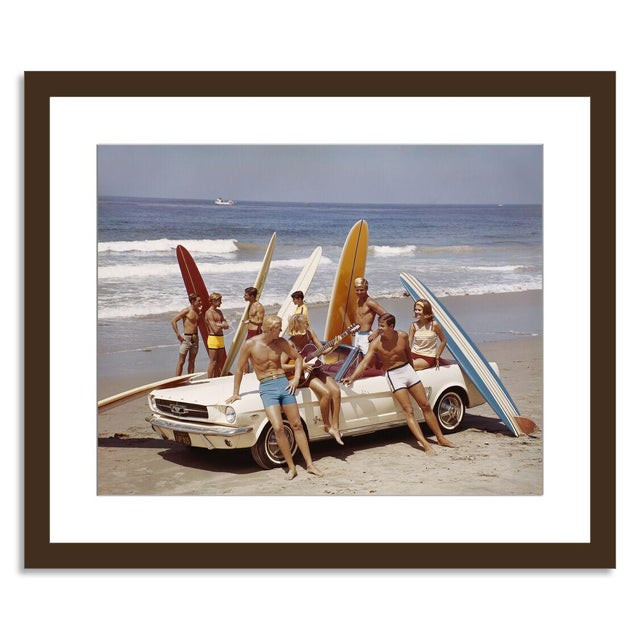 """Friends Having Fun on the Beach,"" T. Kelley Photo - Image 1 of 2"