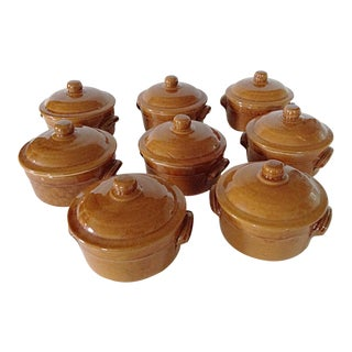 Country French Soup Tureens - Set of 8