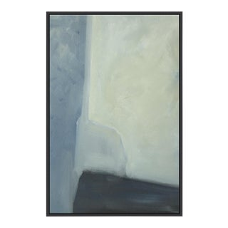 """Abstract Planes & Corners"" Framed Fine Art Giclée"