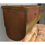 Image of Side Tables Possum Belly Drawers - Pair