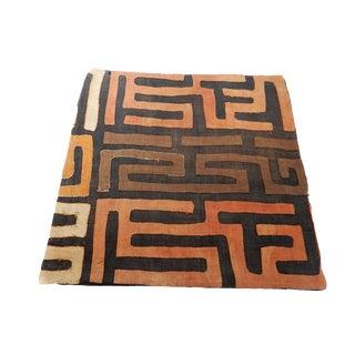 Kuba Textile Pillow Cover Congo