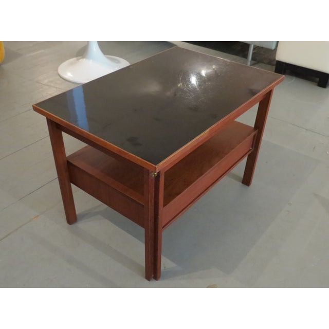 Vintage Fredericia Stole Teak Side Table - Image 6 of 8