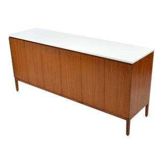 Paul McCobb Credenza with Vitrolite Top