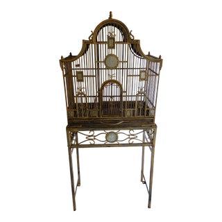 1920s Vintage English Birdcage