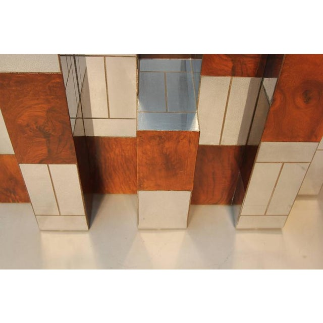 Image of Paul Evans Cityscape Dining Table Base