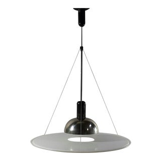 Massimo Vignelli for Flos Italia Frisbi Pendant Light