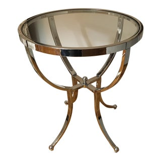 Sunpan Modern Side Accent Table
