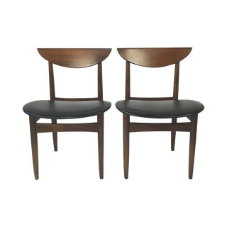 Modernist Lane Perception Chairs - A Pair