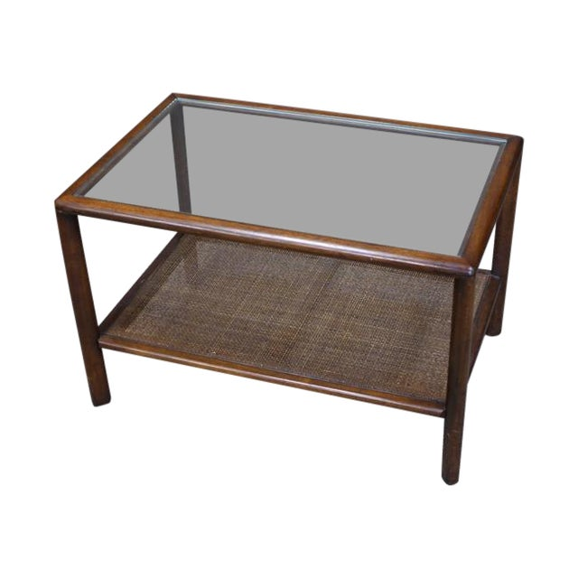Mid-Century Danish Modern Wood Coffee Table