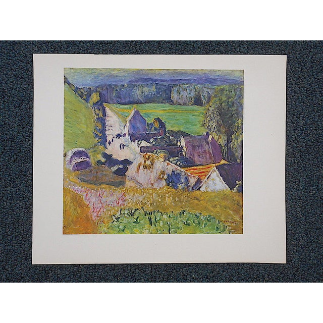 Image of Vintage Bonnard Lithograph