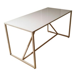 Blu Dot Desk/Table in Ivory