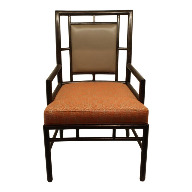 McGuire Barbara Barry Ceremony Arm Chair - Image 1 of 6