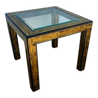 Bernard Rohne Mastercraft End Table