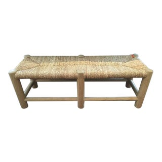 Ralph Lauren Home Driftwood Rush Bench