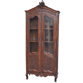 Country French Armoire 1890's