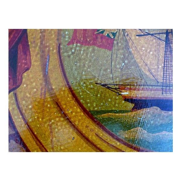 Painted Nautical Theme Dresser - Image 9 of 10