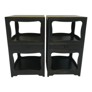 Baker Far East Collection Night Stands - A Pair