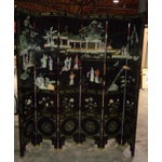 Image of Maitland Smith Asian 6 Panel Screen