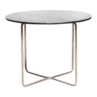 Early Marcel Breuer B27 Round Table for Thonet
