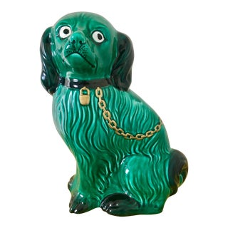 Portuguese Staffordshire Porcelain Dog