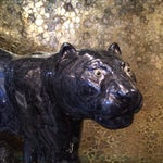 Image of Black Panther Statue
