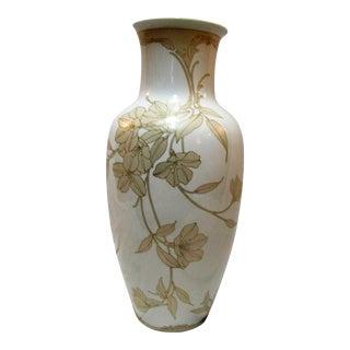 Kaiser Signed Floral Design Vase