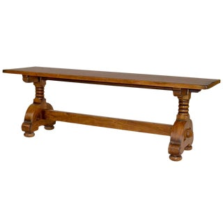 Sarreid Ltd Countryside Walnut Bench