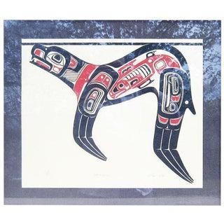 Barry Herem Inuit Color Serigraph