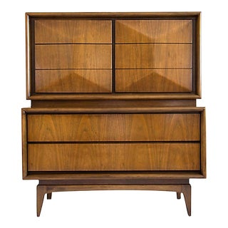 United Diamond Front Dresser