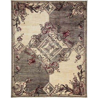 "Ziegler, Hand Knotted Area Rug - 8' 0"" x 10' 2"""