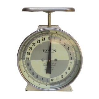 Vintage Household Scale